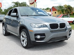 2011 BMW X6 xDrive35i Sports Activity Coupe