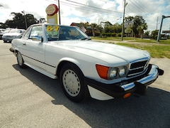 1987 Mercedes-Benz 560-SL Convertible