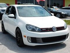 2012 Volkswagen GTI 4-Door (A6) Hatchback