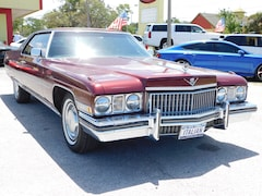 1973 CADILLAC COUPE DE VILLE *ALL POWER OPTIONS* Coupe
