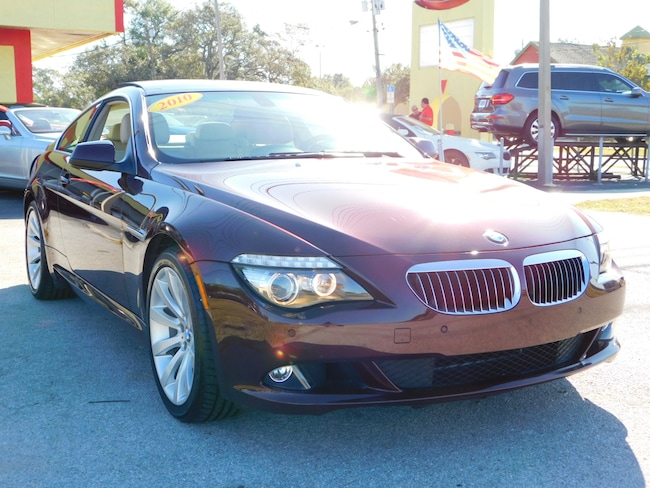 2010 BMW 650i Coupe