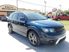 2015 Dodge Journey Crossroad **ONE OWNER FLA CAR, 3RD ROW LOADED W/ LEATHER, NAVIGATION, REAR CAM ** SUV