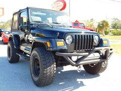 1999 Jeep Wrangler Sahara SUV