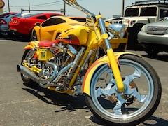1994 Harley-Davidson Dyna Wide Glyde Custom Motorcycle