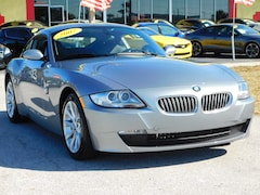 2007 BMW Z4 3.0si Coupe