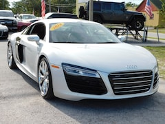 2014 Audi R8 5.2 (S tronic) Coupe