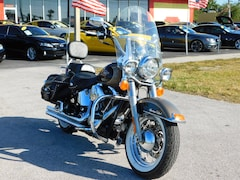 2005 Harley-Davidson Heritage Softail Deluxe Motorcycle