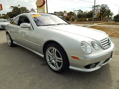 2005 Mercedes-Benz CL-Class 65 AMG Coupe