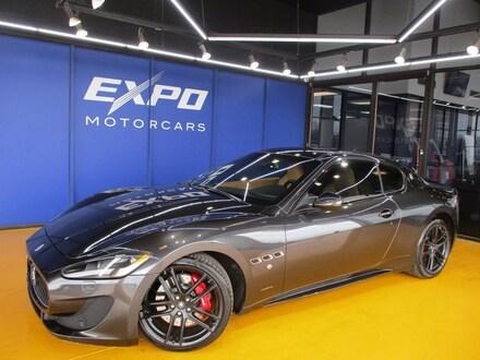 2017 Maserati GranTurismo Sport Coupe