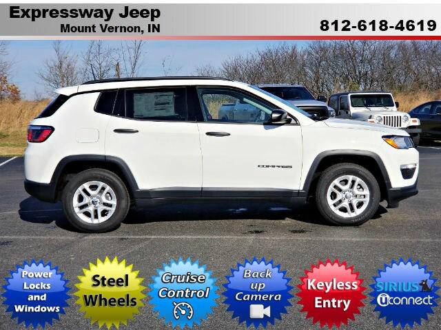 2017 Jeep Compass SPORT FWD Sport Utility