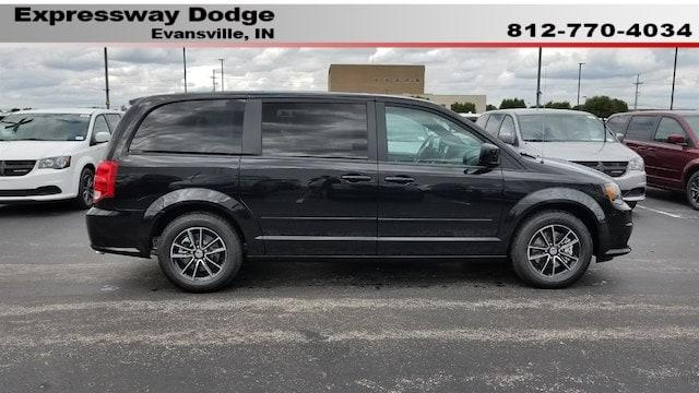 2017 Dodge Grand Caravan SE PLUS Passenger Van