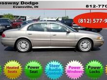 2002 Buick Lesabre Cust Sedan