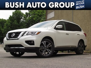 New 2019 Nissan Pathfinder For Sale at Exton Nissan | VIN