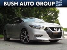 2016 Nissan Maxima 3.5 SV Sedan