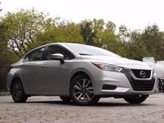 2020 Nissan Versa SV SV CVT