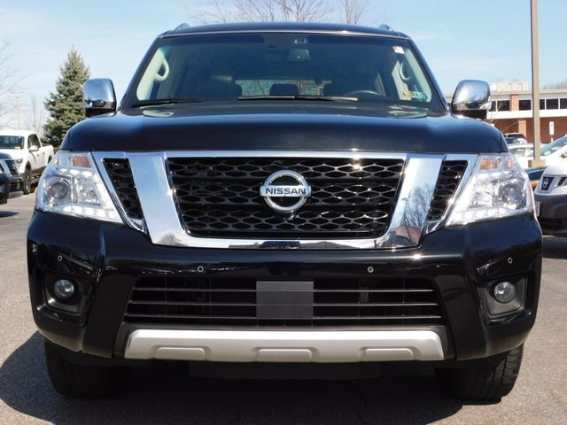 Used 2017 Nissan Armada For Sale at Exton Nissan | VIN