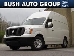 2019 Nissan NV Cargo NV2500 HD SV V8 Van High Roof Cargo Van