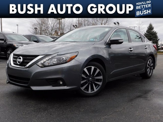 2017 nissan altima with navigation