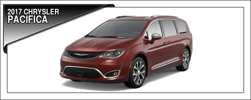 2017 Chrysler Pacifica in Jackson