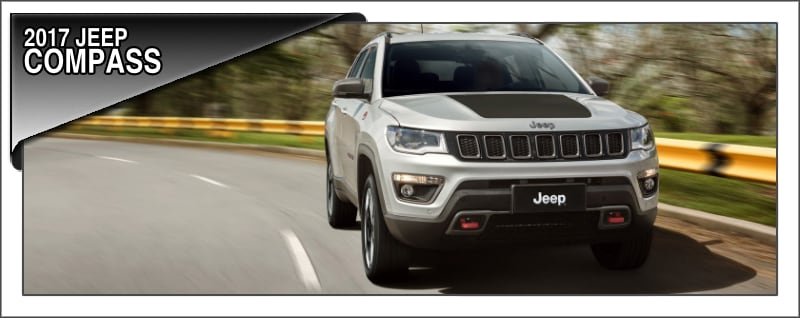 2017 Jeep Compass in Jackson