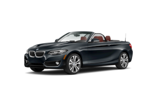 new 2018 BMW 230i xDrive Convertible AWD Convertible for sale near Worcester