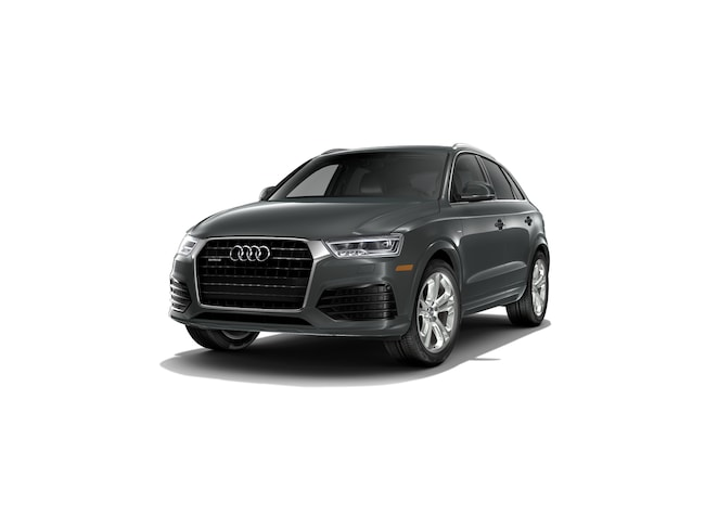 New 2018 Audi Q3 2.0T Premium Plus SUV in Wallingford