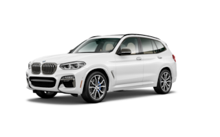 New 2018 BMW X3 M40i SAV in Los Angeles