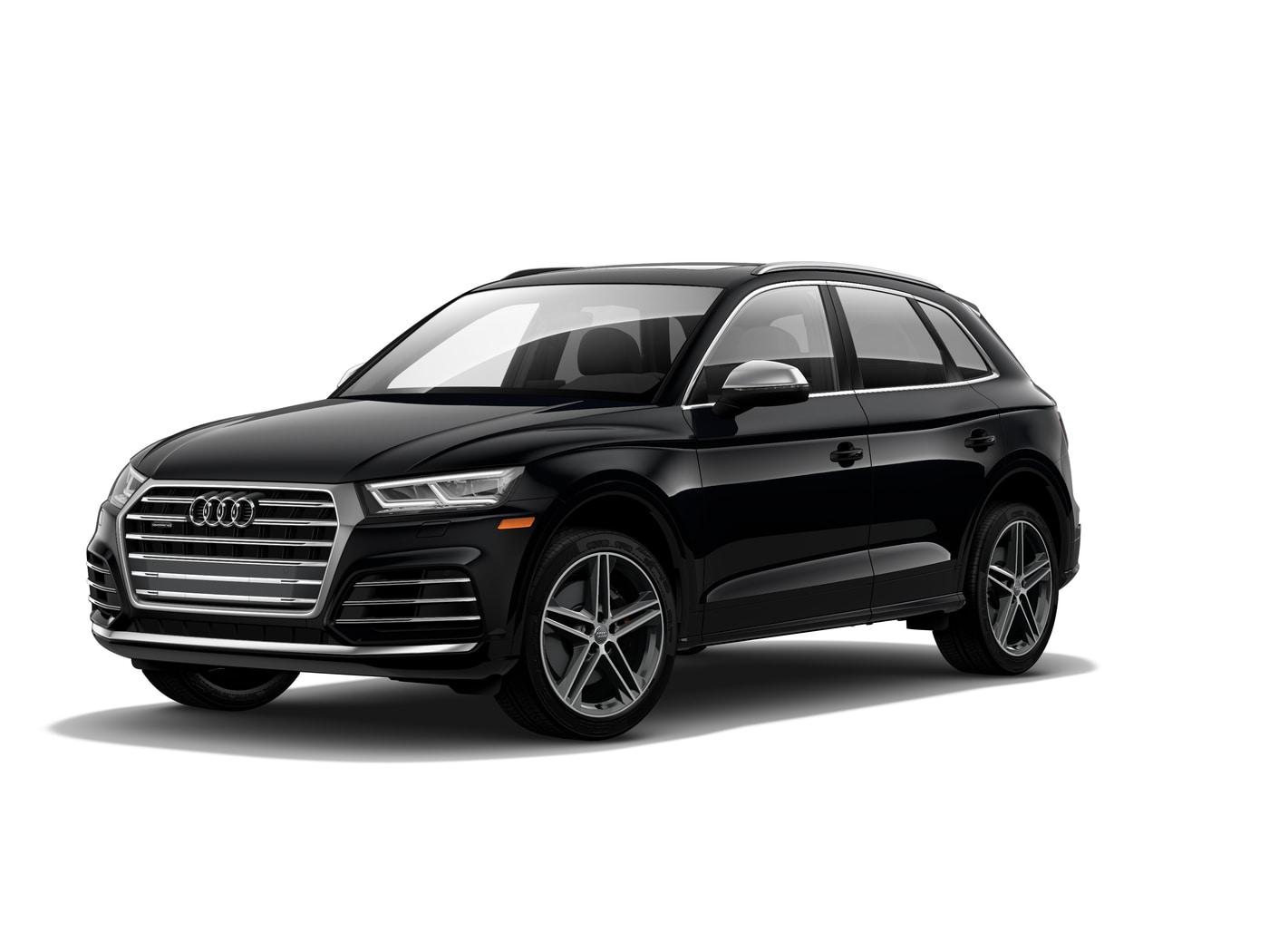 2019 Audi SQ5 3.0 TFSI Premium Plus