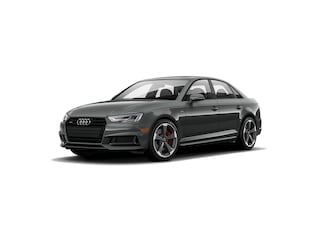New 2018 Audi S4 3.0T Premium Plus Sedan Des Moines