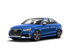 New Audi 2018 Audi RS 3 2.5T Sedan for sale in Westchester County NY