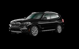 New 2018 BMW X3 xDrive30i SUV Urbandale, IA