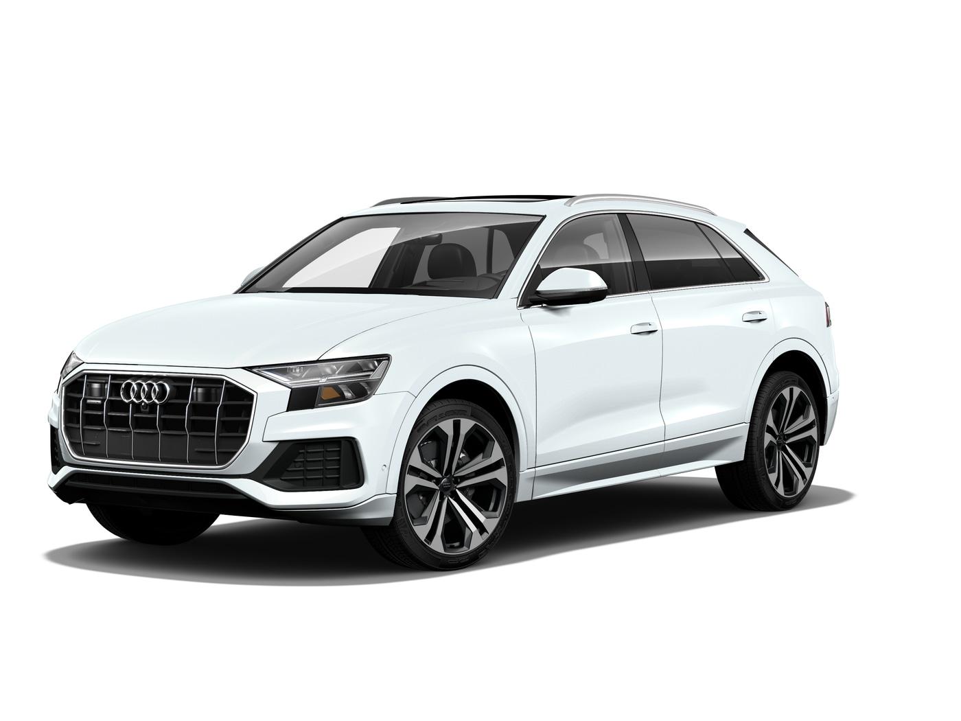 New 2019 Audi Q8 Merrillville Wa1bvaf19kd011133