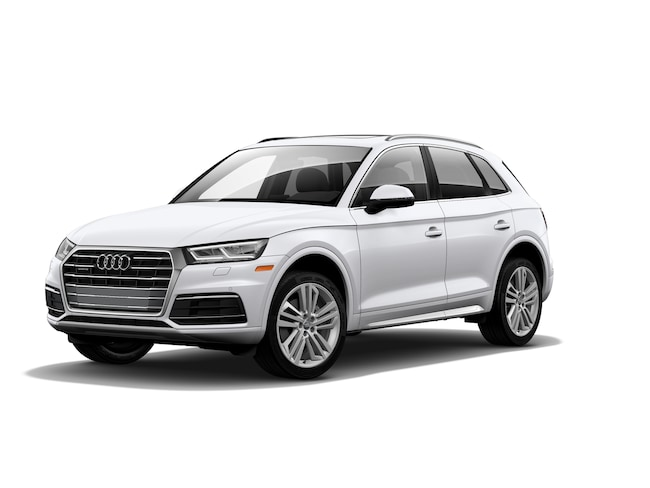 New 2018 Audi Q5 2.0T Tech Premium SUV WA1BNAFY7J2242717 Near Los Angeles