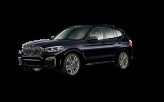 2018 BMW X3 M40i SAV 5UXTS3C54J0Z01839