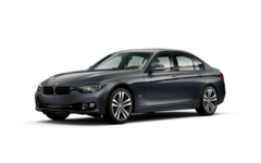 2018 BMW 330e iPerformance Sedan 8 speed automatic