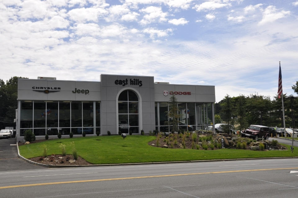 About East Hills Chrysler Jeep Dodge New York Chrysler Jeep And