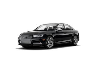 New 2018 Audi S4 3.0T Premium Plus Sedan