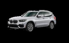 New 2018 BMW X3 xDrive30i SAV Burlington, Vermont