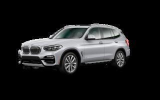 New 2018 BMW X3 xDrive30i SAV WD59590 near Rogers, AR