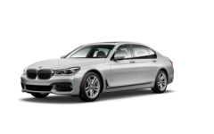 2018 BMW 7 Series 750i Xdrive Sedan Car