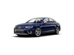 New 2019 Audi S4 3.0T Premium Plus Sedan Denver Colorado