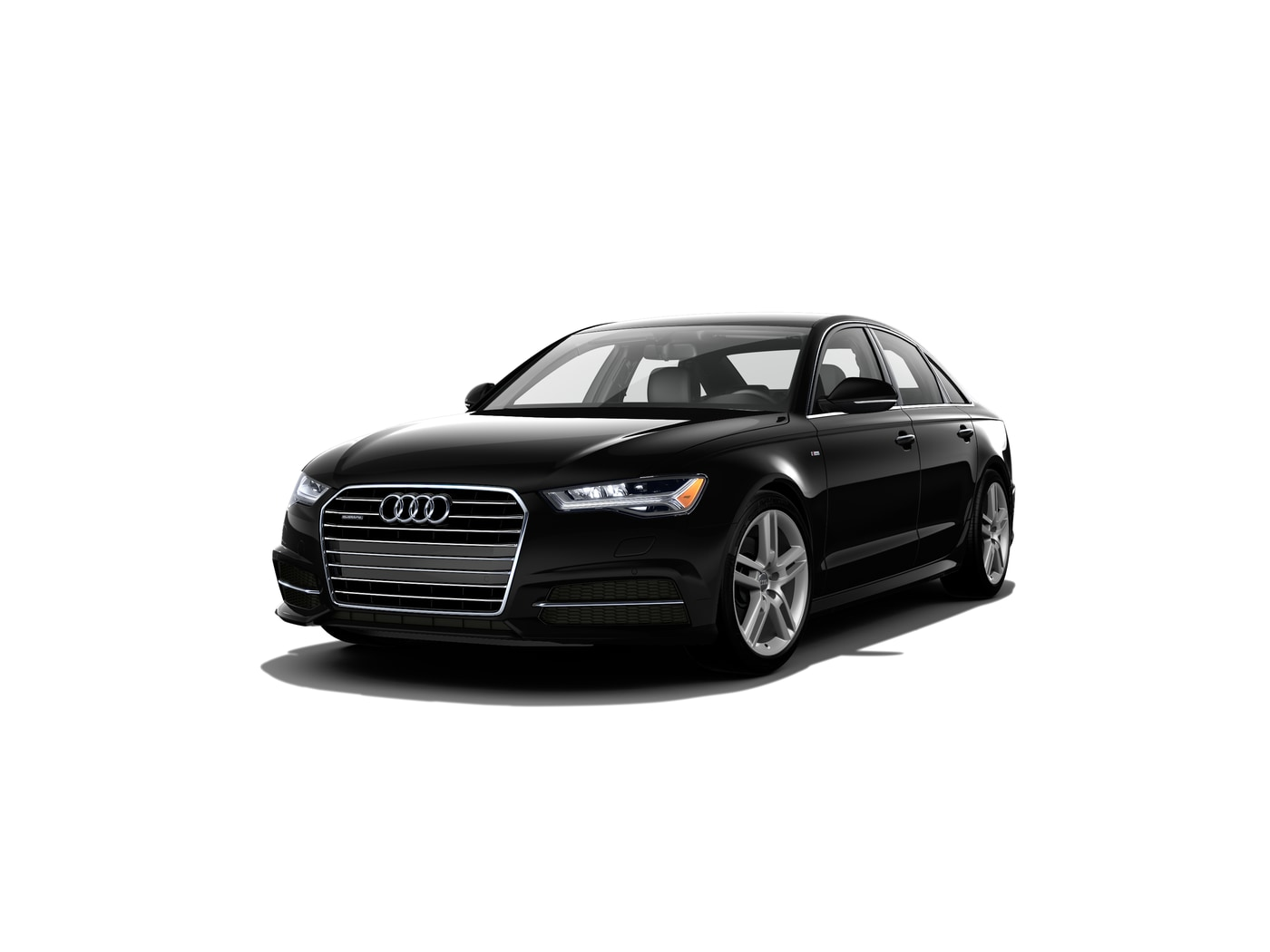 2016 Audi A6 4dsd