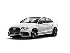New 2018 Audi RS 3 2.5T Sedan for sale in Paramus, NJ at Jack Daniels Audi of Paramus