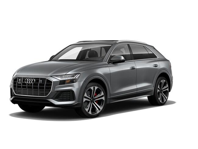 New 2019 Audi Q8 3.0T Prestige SUV WA1CVAF10KD011851 Near Los Angeles