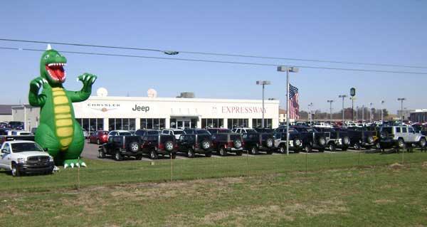 expressway chrysler jeep dodge new chrysler dodge jeep ram dealership in mount vernon in 47620. Black Bedroom Furniture Sets. Home Design Ideas