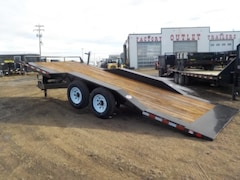2019 Canada Trailers ETL720-14K POWER-TILT TRAILER W/14000# GVWR