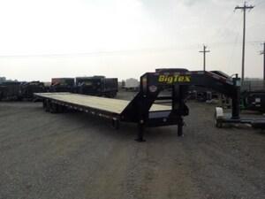 2019 Big Tex Trailers 25GN-35+5MR GOOSENECK W/25900# GVWR