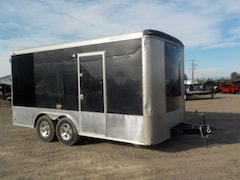 2010 Cargo Mate 8 X 16 W/6000# TORSION AXLE