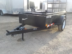 2019 Canada Trailers UT48-3K Single Axle Utility W/2995# GVWR