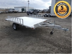 2017 Aluma A8810 ATV Trailer W/2200# TORSION AXLE